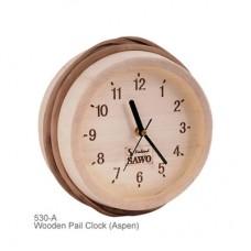 Часы SAWO 530 A, осина