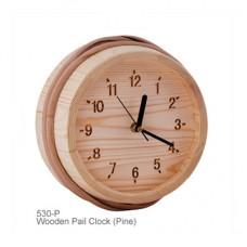 Часы SAWO 530 P, сосна