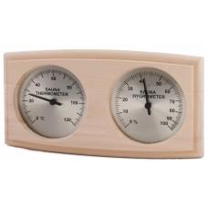 Термогигрометр SAWO 271 ТНBP, сосна