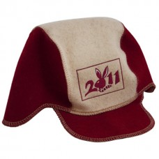 Шляпа для сауны Ruшer Бейсболка Заяц подарочный