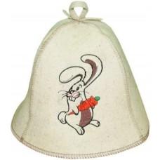 Шляпа для сауны Ruшer Кролик