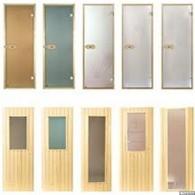 Двери для бани, сауны, хаммама