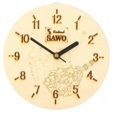 Часы SAWO 532 P малые (19 см) Сосна