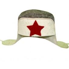 Шляпа Ruшer Ушанка