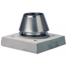 Верхний комплект дымохода Шидель (плита по месту) д14