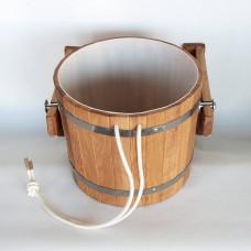 Обливное устройство на 20 литров- Дуб
