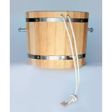 Обливное устройство 20 литров- Лиственница