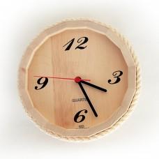 Часы Леко электромеханические кварцевые Сауна Данн